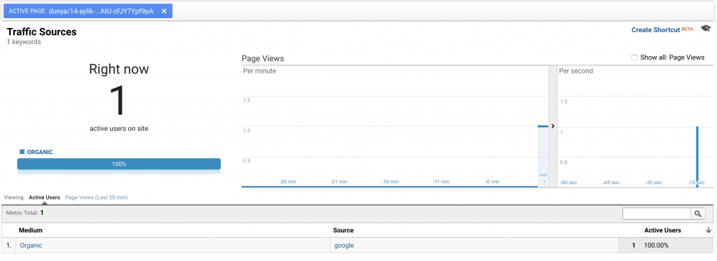 Google Analytics Unsuccessful Integrations